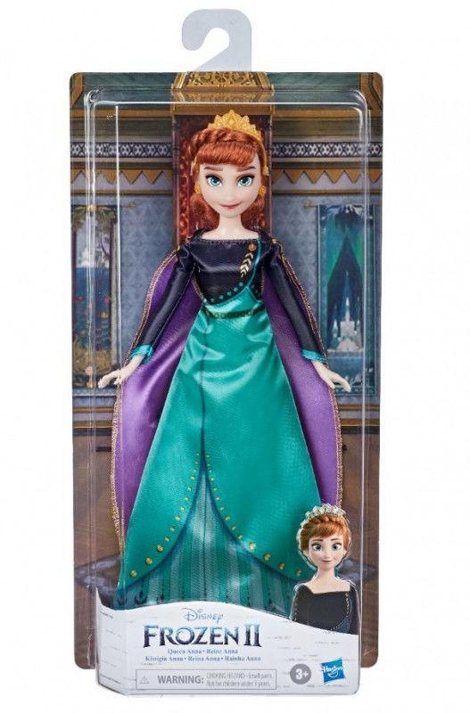 Lalka Frozen 2 Królowa Anna