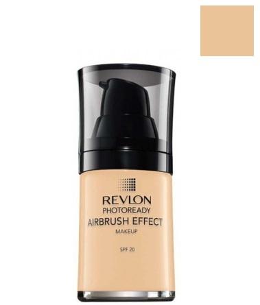 Revlon Photoready Airbrush Effect Podkład w płynie 003 Shell - 30ml Do każdego zamówienia upominek gratis.