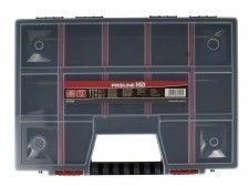 Organizer DIY z rączką 15 przegródek, 65x290x390mm, Proline 35704