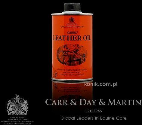 Olej do impregnacji skóry 300ml - CARR&DAY&MARTIN