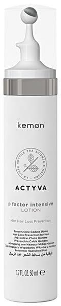 Kemon Actyva P Factor lotion men roll-on wypadanie włosów dla mężczyzn 50ml