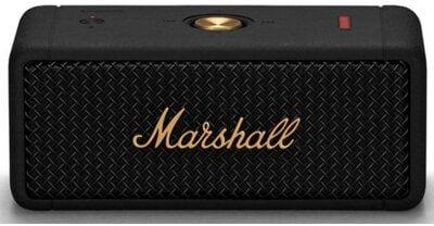 Głośnik Bluetooth MARSHALL Emberton Czarny-Miedziany