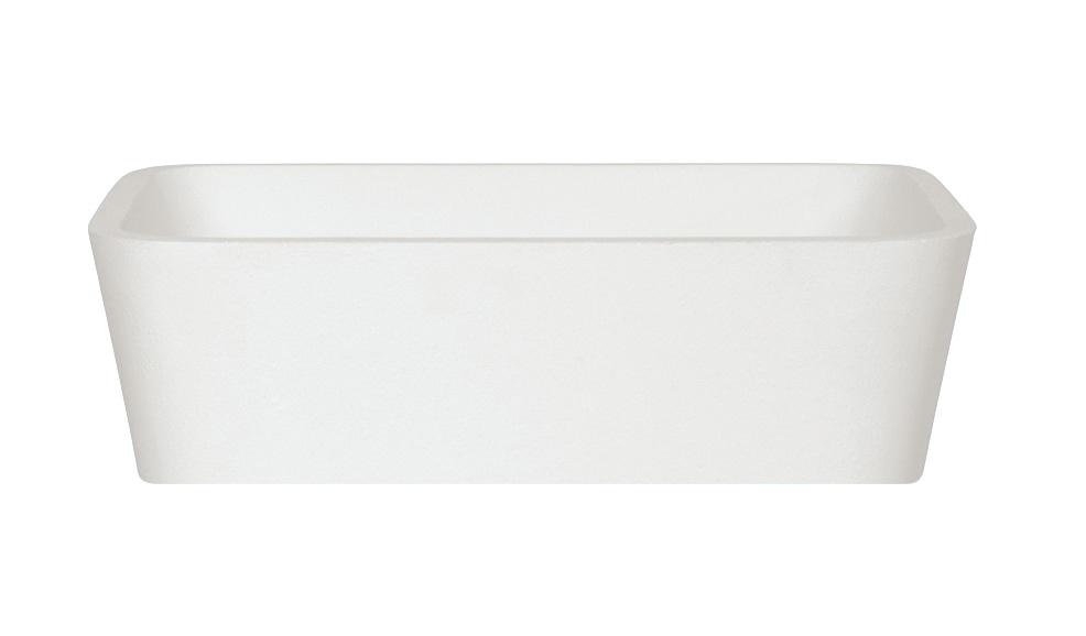 Besco Assos umywalka nablatowa 40x50x15cm #UMD-A-NB