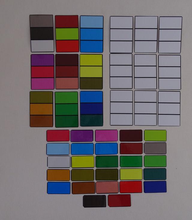 Kolorowe karty