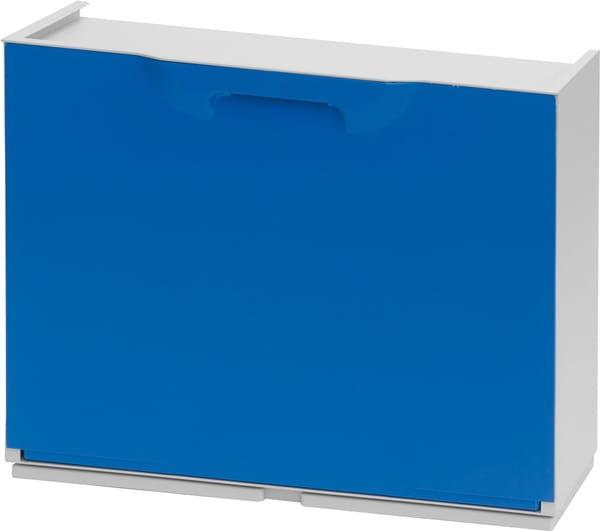 Szafka Na Buty Niebieska Unika ArtPlast