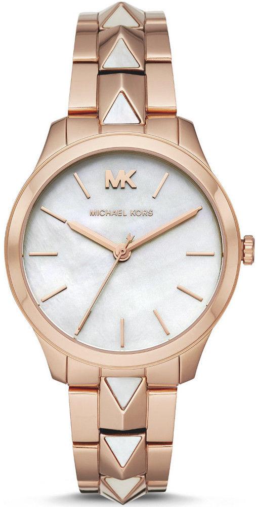 Zegarek Michael Kors MK6671 RUNWAY - CENA DO NEGOCJACJI - DOSTAWA DHL GRATIS, KUPUJ BEZ RYZYKA - 100 dni na zwrot, możliwość wygrawerowania dowolnego tekstu.