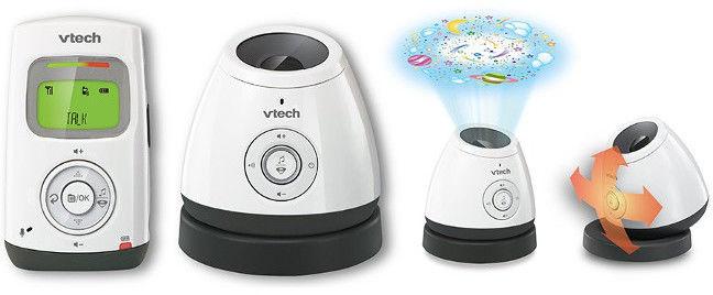 Cyfrowa Niania Elektroniczna audio z projektorem VTECH BM2200