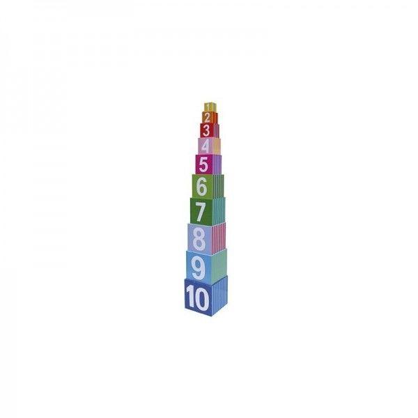 Jabadabado - Piramida - Wieża Edukacyjna