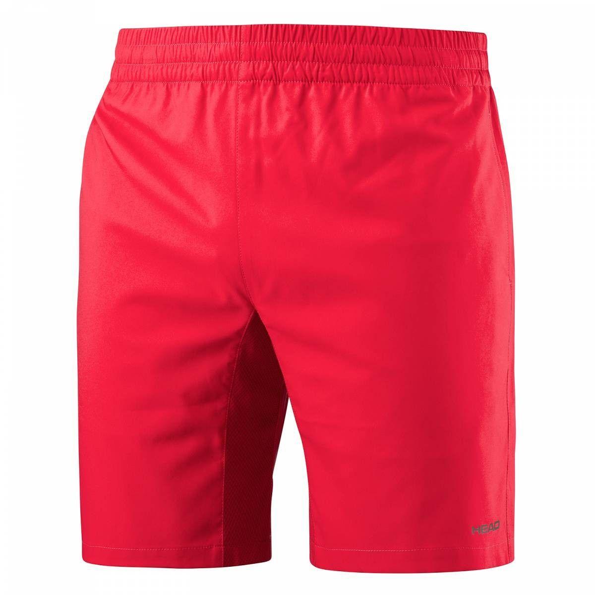Head Club Bermuda M - red