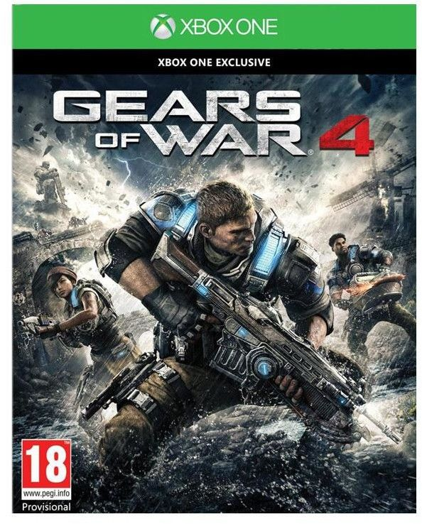 Gra GEARS OF WAR 4 na XBOX ONE - wersja cyfrowa