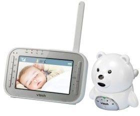 Cyfrowa Niania Elektroniczna Video VTECH BM4200 - Miś
