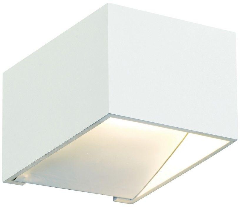 Kinkiet Mistif LED 20010101 oprawa biała Kaspa