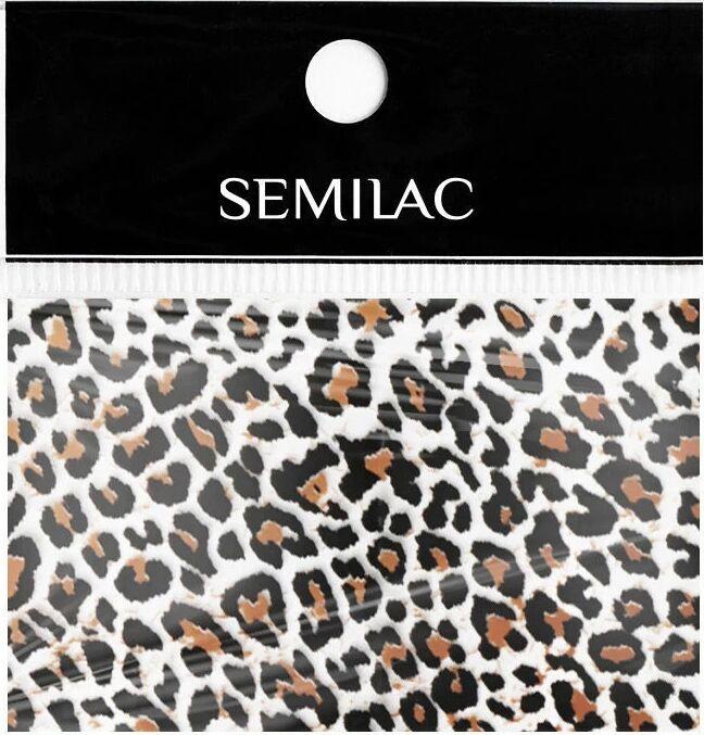 SEMILAC Folia transferowa 17 WILD ANIMALS panterka