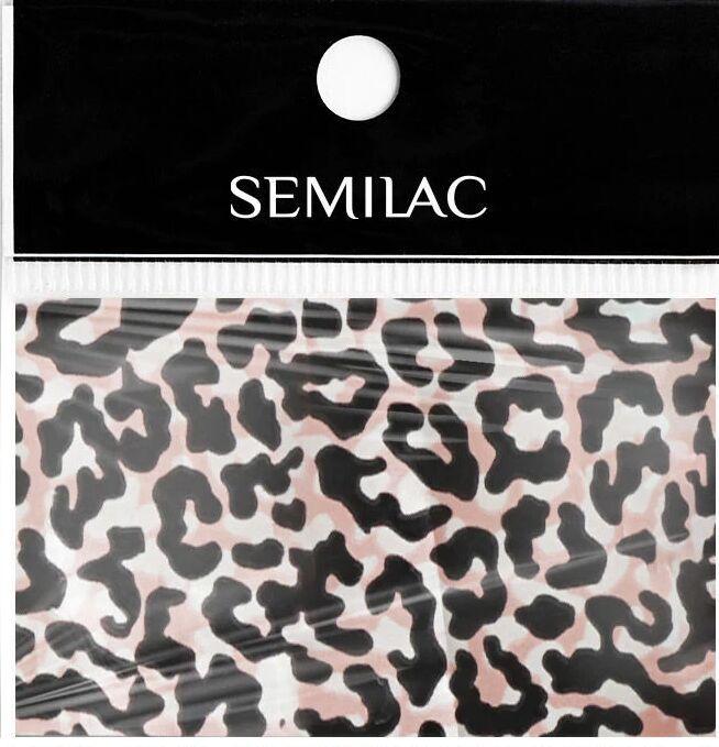 SEMILAC Folia transferowa 18 WILD ANIMALS panterka