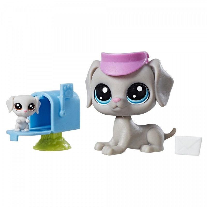 Littlest Pet Shop - Zwierzaki i akcesoria Bill i Bertie Weimaran C1168