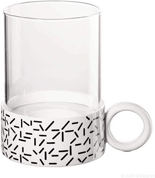 ASA lampion z porcelany, biały, 12