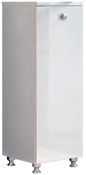 Szafka łazienkowa MILA D30 30 biała z koszem  Kupuj w Sprawdzonych sklepach