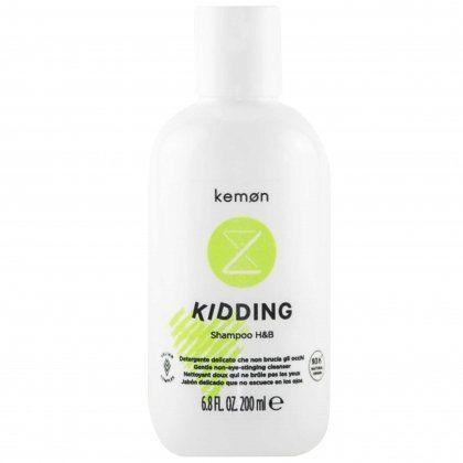 Kemon LIDING Kidding delikatny szampon do włosów dla dzieci 200ml