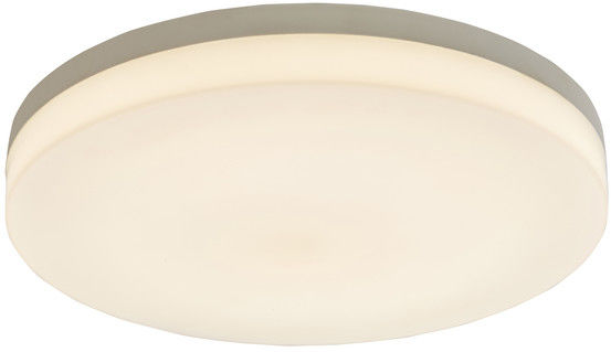Plafon LED Colours Halli okrągły IP65 28 cm biały z czujnikiem ruchu