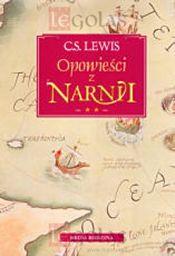 Opowieści z Narnii. Tom I i II ZAKŁADKA DO KSIĄŻEK GRATIS DO KAŻDEGO ZAMÓWIENIA