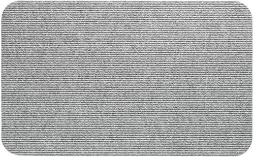 Wycieraczka Speedy z polipropylenu, kolor: szary, 40 x 60 cm