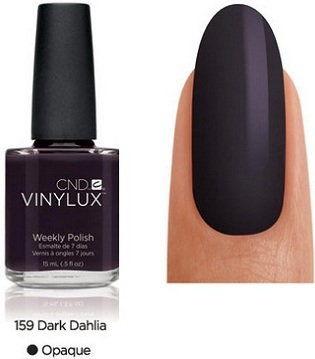 Lakier Cnd Vinylux Dark Dahlia
