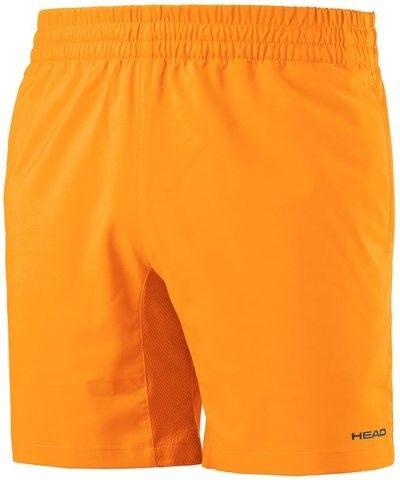 Head Club Short M - orange