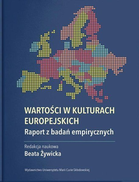 Wartości w kulturach europejskich - red. Beata Żywicka