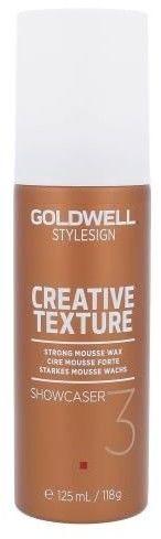 Goldwell StyleSign Creative Texture wosk w piance do włosów 125 ml