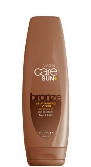 Avon Care SUN+ Nawilżający samoopalacz 150ml