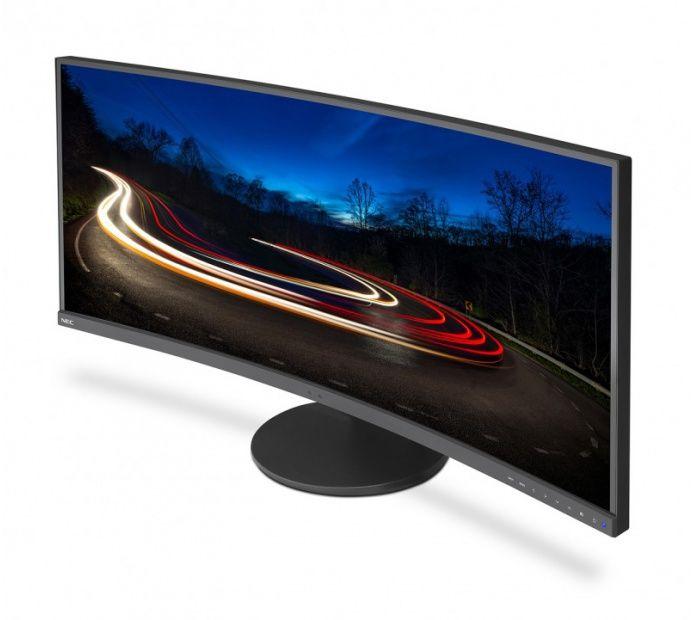 "Monitor desktopowy MultiSync zakrzywiony EX341R LCD 34"" BK (60004231)"