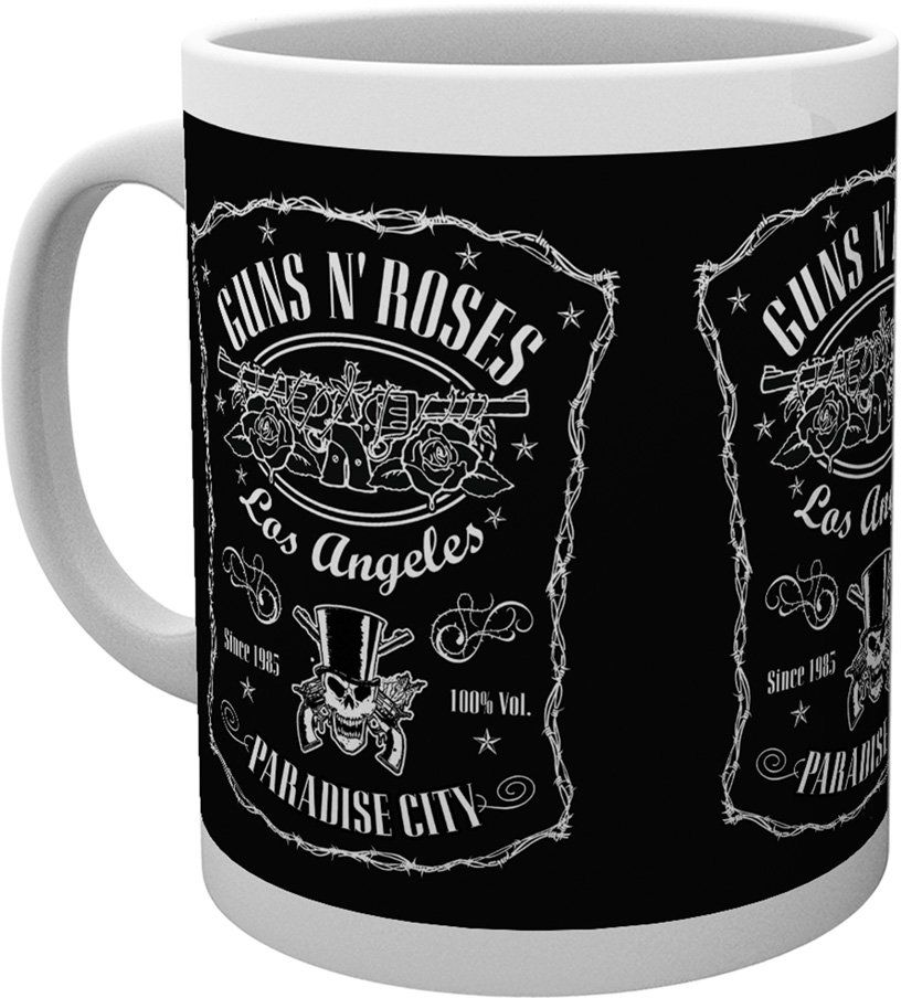 GB Eye Ltd Guns N Roses filiżanka, ceramika, 15 x 10 x 9 cm