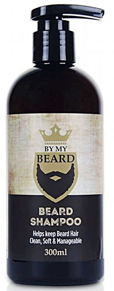 By My Beard UK szampon do brody zarostu 300ml