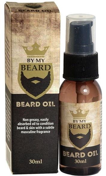 By My Beard UK olejek do brody zarostu 30ml 7 olejków