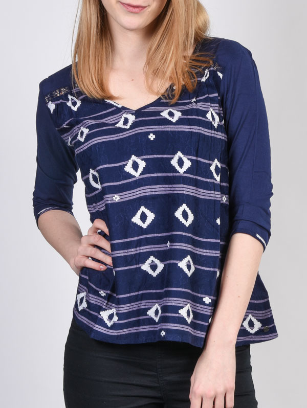 Roxy OUTER BTC6 koszulka damska z długimi rękawami