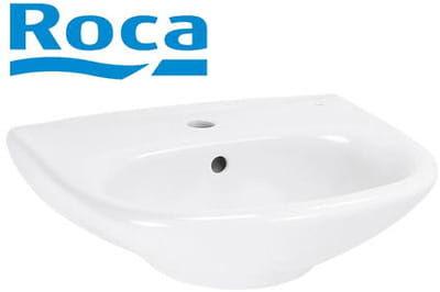 Umywalka klasycza MADALENA 50x40 cm z otworem ROCA