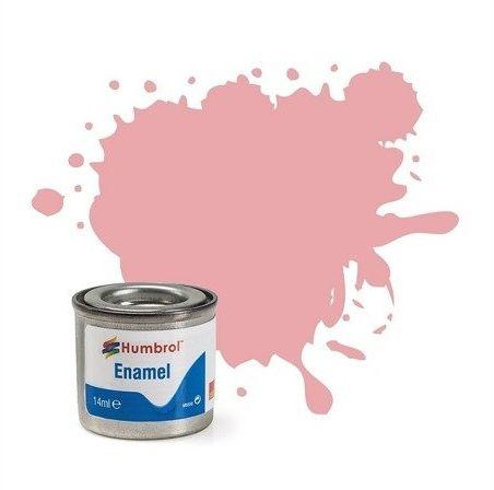 Farba Modelarska Humbrol Enamel 57 Pastel Pink Matt