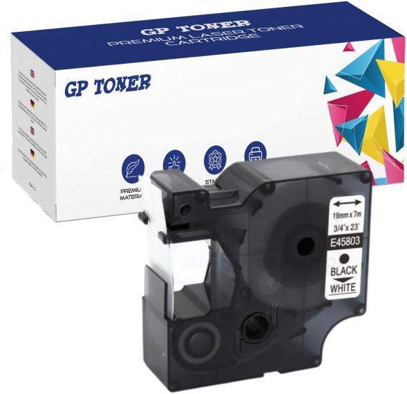 Taśma do DYMO D1 45803 19mm x 7m GP-DY45803
