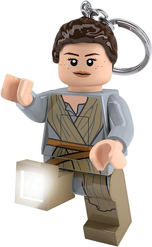 Breloczek do kluczy LED Rey  Lego Star Wars
