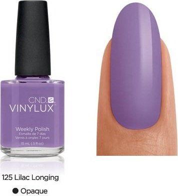 Lakier Cnd Vinylux Lilac Longing