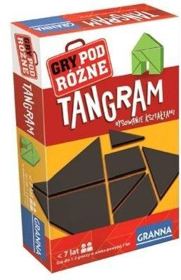 Gra Tangram podróżna