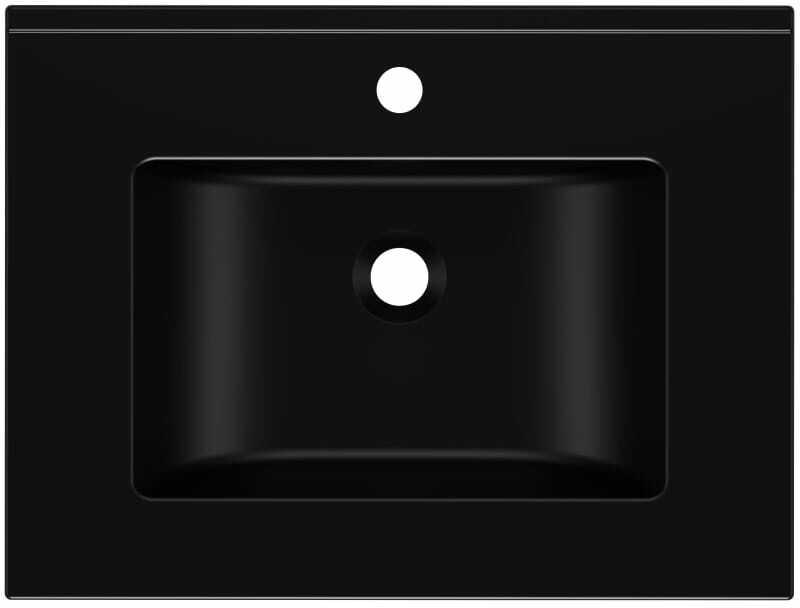 Umywalka KORNAT 61 Czarny