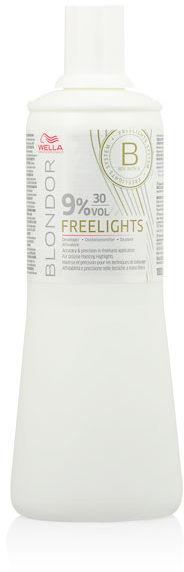 Wella Blondor Freelights 9% Kremowa emulsja utleniająca 1000 ml