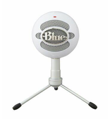 Mikrofon BLUE Snowball Ice Biały (Gloss White). > DARMOWA DOSTAWA ODBIÓR W 29 MIN DOGODNE RATY