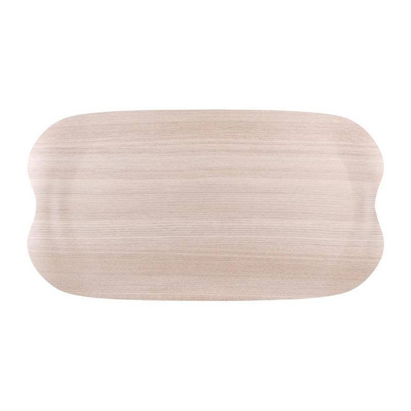 Taca jasne drewno 43x23cm