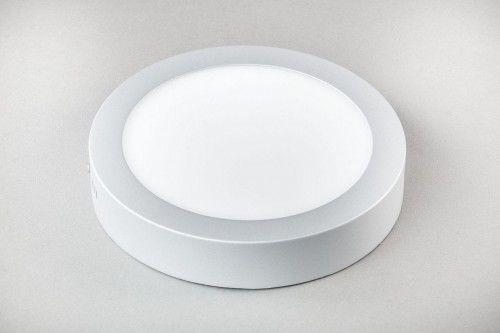 Plafon RING 6W WH YP003-6W-W Auhilon okrągła lampa sufitowa