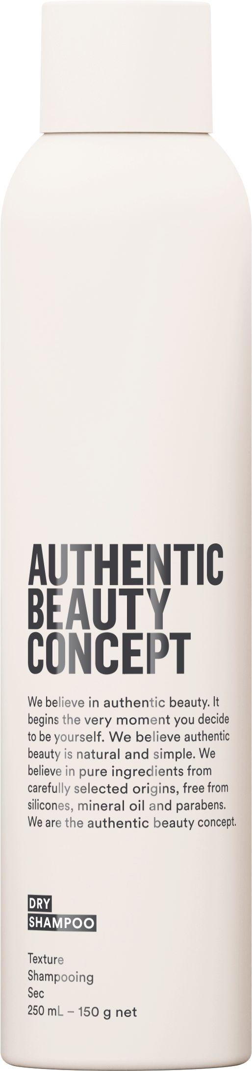 Authentic Beauty Concept Dry Shampoo Suchy Szampon Teksturyzujący 250ml