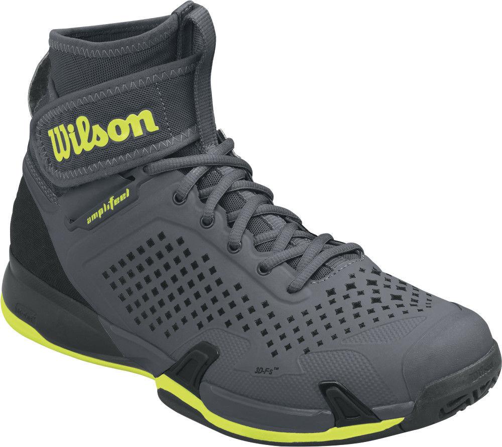 Wilson Amplifeel M - ebony/black/lime punch