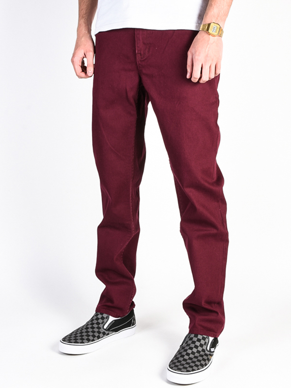 Element E02 COLOR NAPA RED chinos dziecięce - 12