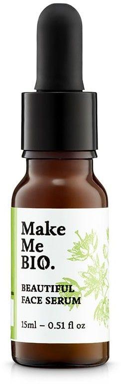 Face Beauty - Serum Oczyszczające 15ml Make Me Bio